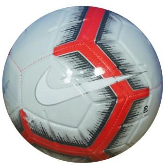 ストライク ピュアプラチナ×ウルフグレー 【NIKE|ナイキ】サッカーボール4号球sc3310-043-4