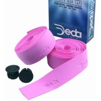 ハンドルDeda Elementi Logo Bar Tape Pink Panther