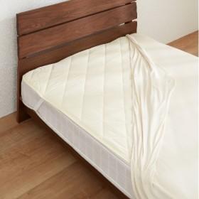 吸汗速乾汗取りベッドパッド