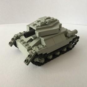 戦車 M1