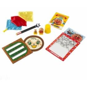 アンパンマン はじめてのマジック 知育玩具 3歳から 女の子プレゼント 男の子プレゼント 誕生日プレゼント アガツマ OFF