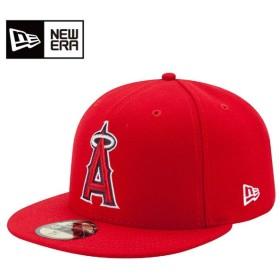 NEW ERA キャップ 59FIFTY MLB オンフィールド ロサンゼルスエンゼルス 11449402