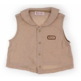 【エル/ELLE】ベビーベスト 80サイズ 男の子【USED子供服・ベビー服】(162197)