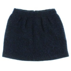 Theory / セオリー レディース スカート 色:黒系×青系 サイズ:0(XS位)
