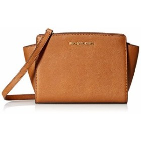 マイケルコースMICHAEL Michael Kors Women's Selma Medium Messenger Bag, Luggage, One Size