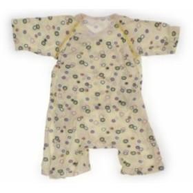 【コンビ/Combi】カバーオール 50サイズ 男の子【USED子供服・ベビー服】(179209)