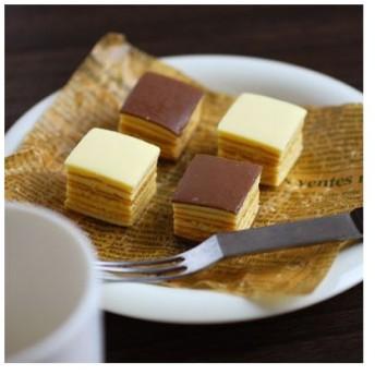 袋入 ブルボン ふんわりチョコバーム チョコ&ホワイト 165g(約17個入) 駄菓子 チョコレート 14/1103