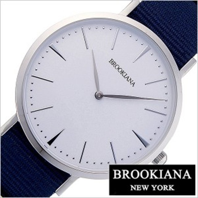 da5c637bc6 [正規品]BROOKIANA時計 ブルッキアーナ腕時計 BROOKIANA ブルッキアーナ 時計 BA3102-SWNNV