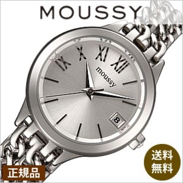 1ccc2714a1 [正規品]MOUSSY時計 マウジー腕時計 MOUSSY マウジー 時計 オリエント ORIENT ダブル チェイン MOUSSYDouble