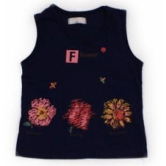 【キムラタン/Kimuratan】タンクトップ・キャミソール 90サイズ 女の子【USED子供服・ベビー服】(140493)