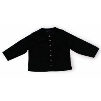 【コムサデモード/COMME CA DU MODE】カーディガン 90サイズ 女の子【USED子供服・ベビー服】(179754)