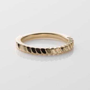 K10YG 月桂樹 Ring Right #7.0 11.0