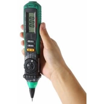 MASTECH MS8211D ペン型デジタルマルチメーター (ロジックレベル検査/オートレンジ/電流測定