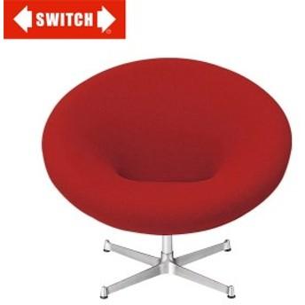 SWITCH(スイッチ)包まれるような座り心地の1人掛けチェア/Space(スペース)