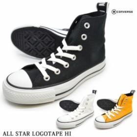 converse コンバース スニーカー ALL STAR LOGOTAPE HICUT ユニセックス