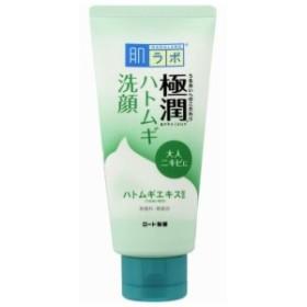 肌研(ハダラボ) 極潤 ハトムギ洗顔フォーム 100g