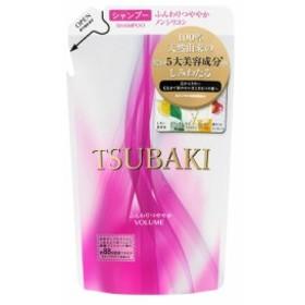 TSUBAKI ふんわりつややか シャンプー つめかえ用 330mL