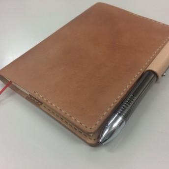 プチクレール B7手帳 革のカバー ワイルド