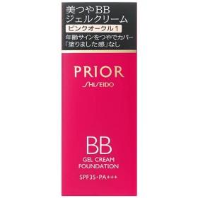 PRIOR(プリオール) 美つや BBジェルクリーム ピンクオークル1