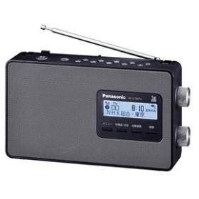 RF-U180TV-K パナソニック ワンセグTV音声-FM-AM 3バンドレシーバー