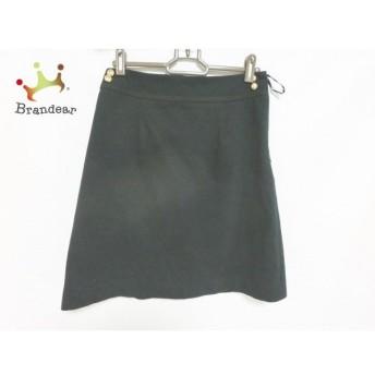 ジャスグリッティー JUSGLITTY スカート サイズ2 M レディース 美品 - 黒 スペシャル特価 20190515