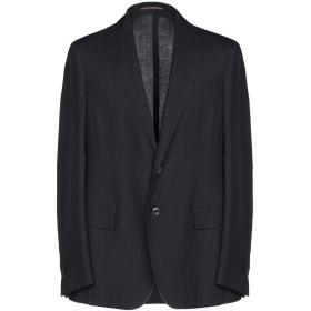 《セール開催中》PAL ZILERI CONCEPT メンズ テーラードジャケット ダークブルー 50 麻 55% / ウール 35% / シルク 10%