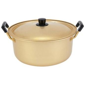アルマイト しゅう酸実用鍋 33cm 5066301