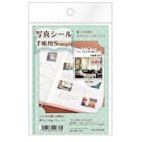 A・one/エーワン  29638 写真シール手帳用 Stamp M