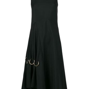 Ports 1961 ノースリーブ ドレス - ブラック