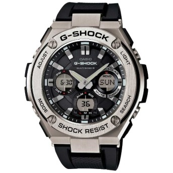 G-SHOCK(G-ショック) 「G-STEEL MULTI BAND 6(Gスチール マルチバンド6)」 GST-W110-1AJF
