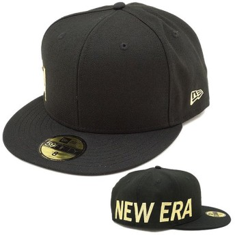 NEW ERA ニューエラ 59FIFTY Side Big Logo CAP