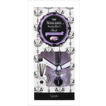 エステー シャルダン SHALDAN ステキプラス スティック 消臭芳香剤 部屋用 本体 イノセントライラックの香り 代引不可