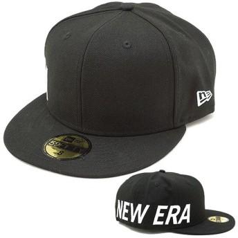 ニューエラ NEWERA サイド ビッグロゴ キャップ 59FIFTY Side Big Logo CAP メンズ レディース 帽子 11785332 FW18