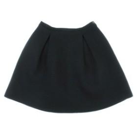 ADAM ET ROPE / アダムエロペ レディース スカート 色:黒 サイズ:36(S位)
