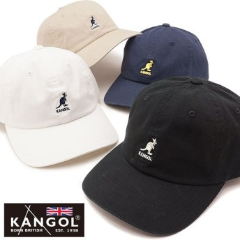 日本別注 カンゴール KANGOL ウォッシュド ベースボール キャップ Washed Baseball メンズ レディース 帽子 100169212 FW18