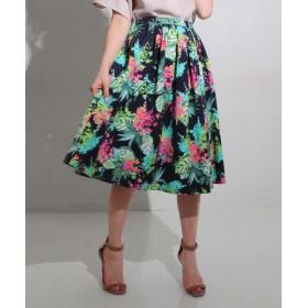 【セール開催中】ANAP(アナップ)フラワープリントフレアースカート