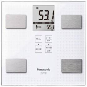 パナソニック 体重・体組成計 ホワイト EW-FA23-W