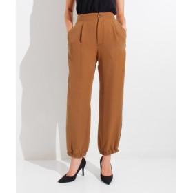 【セール開催中】ANAP(アナップ)サイドライン裾絞りワイドパンツ