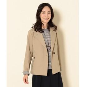 JANE MORE / ジェーン モア 【洗える】オータムチェックジャケット
