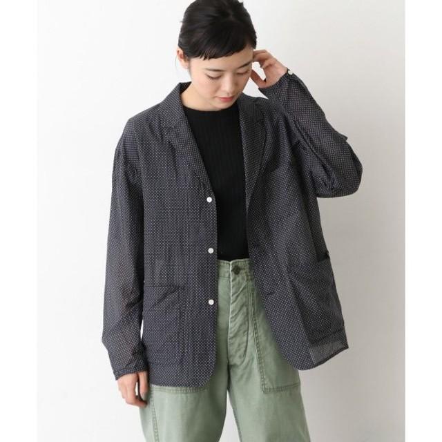 かぐれ / かぐれ nouvelles du paradis コットンシルクシャツジャケット
