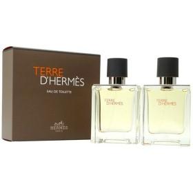 エルメス HERMES テール ドゥ エルメス HERMES EDT SP 50ml ×2 デュオ セット Terre D Hermes 送料無料 【香水 フレグランス】