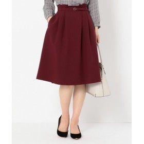 any SiS 洗える オータムタックフレア スカート