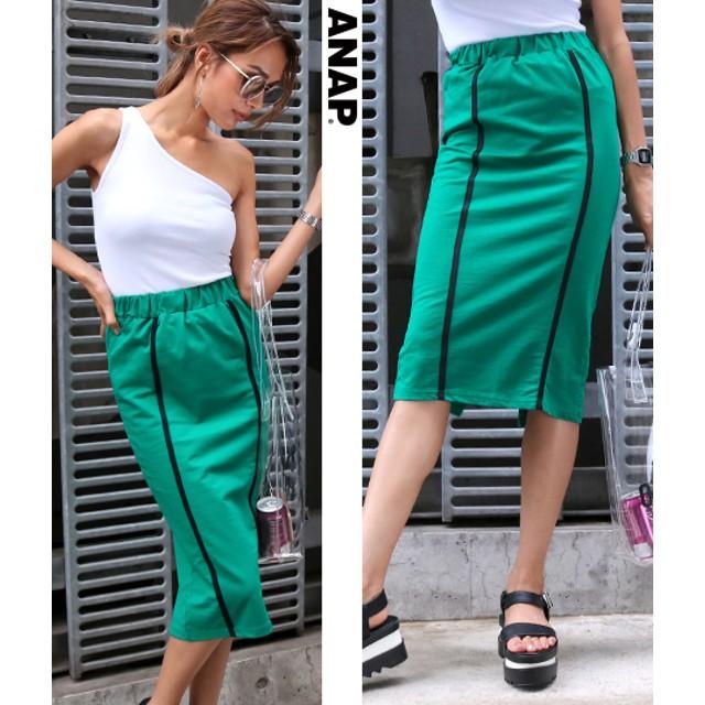【セール開催中】ANAP(アナップ)センターラインタイトスカート