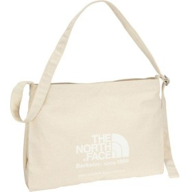 ノースフェイス THE NORTH FACE Musette Bag ナチュラル×ホワイト