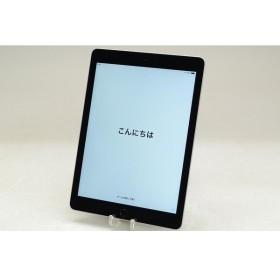 [中古] Apple iPad Wi-Fiモデル 32GB スペースグレイ MP2F2J/A