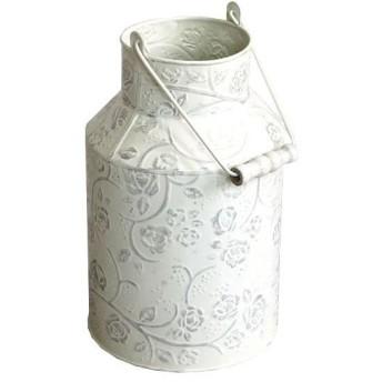 ホワイトローズミルクポット 4327