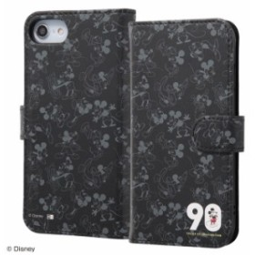 d2f13d3625 ミッキー マウス 90周年 iphone8 iphone7 iphone6s /6 ケース 手帳型 ミッキー 手帳型ケース