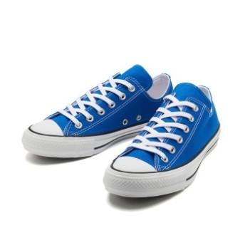 【CONVERSE】 コンバース ALL STAR 100 COLORS OX オールスター 100 カラーズ オックス 32862956 BLUE 4(23cm)