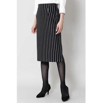 BOSCH / ボッシュ ストライプミラノリブニットスカート