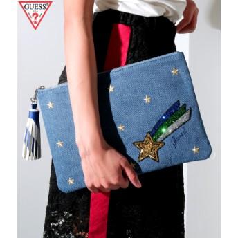【セール開催中】ANAP(アナップ)GUESS CLUTCH BAG